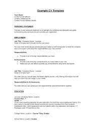 educational resume examples resume template management objectives educational resume examples easy sample resumes personal profile resume sample