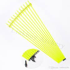<b>6PCS Archery Mixed Carbon</b> Arrows ID6.2 spine500 Target Point ...