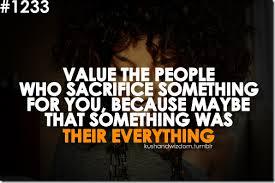 Value People Quotes. QuotesGram