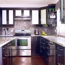 popular kitchen cabinets interesting modern oven under black stove closed interesting backsplash tile and n