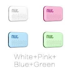 4Pieces <b>Nut</b> 3 Mini Smart Key Finder itag Bluetooth <b>Tracker</b> Locator ...