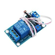 <b>XH</b>-<b>M131 DC 12V</b> Photosensitive Resistor Module <b>Light</b> Control ...