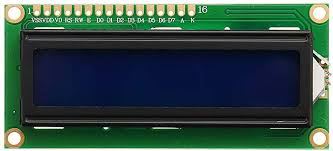 ILS - 3 Pieces 1602 Character LCD Display Module ... - Amazon.com