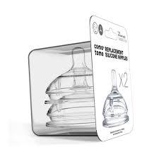<b>Comotomo Natural</b> Nipple Packs Набор <b>сосок</b> для бутылочки, 6М+ ...