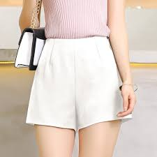 <b>2019</b> Summer New Style <b>Korean</b> Style High-waisted Slimming <b>Black</b> ...