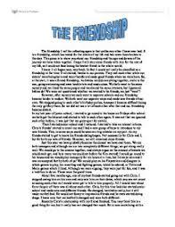 english essay friendship  opslipnodnsru essay thesis on friendship save water india essayessay writing about my best friend