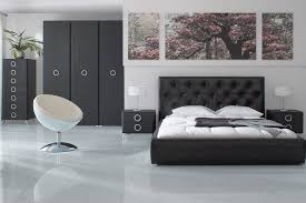 luxurious interior small bedroom design ideas with elegant black mahogany wooden bedroom connected comfort black upholstery black bedroom furniture decorating ideas