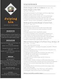 resume juiying resume2016