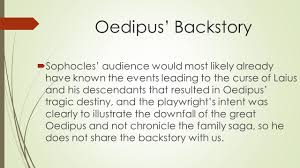 oedipus rex context analysis social political athens th 26 oedipus