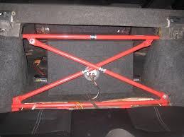 Верхняя растяжка передних стоек - Тюнинг и ремонт Lada Priora