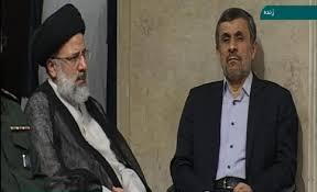 Ahmedinejad törende yer değiştirdi İran medyası sallandı