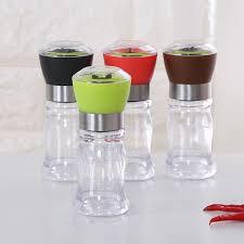 <b>1Pcs Pepper</b> Grinder Kitchen <b>Mills</b> Salt Tool Spice Coffee <b>Cook</b> Tool ...