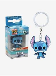 Funko Pocket Pop! Disney <b>Lilo & Stitch Diamond</b> Collection Stitch ...