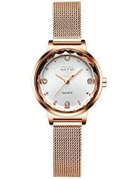 CIVO Womens <b>Watches Luxury</b> Slim Waterproof <b>Fashion</b> Wrist ...