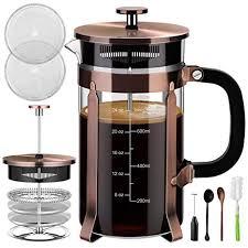 Veken French Press Coffee Maker (8 cups, 34 oz ... - Amazon.com