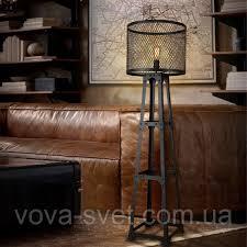 Напольный светильник <b>Loft Industrial</b> (<b>торшер</b>) [ Gustave 1889 ] по ...