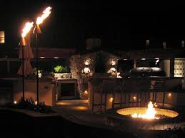 outdoor torch lighting. before natural gas tiki torch outdoor lighting o