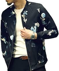 LOGEEYAR <b>Mens Casual</b> Lightweight Jacket Stylish <b>Fashion</b> ...