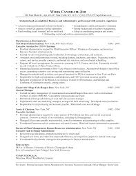 resume examples administrative assistant objective example resume resume objective statement administrative