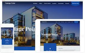 commercial real estate website design sharplaunch commercial real estate website design