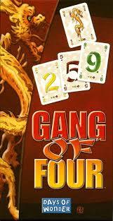 <b>Gang of Four</b> | Board Game | BoardGameGeek