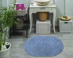 <b>Набор ковриков</b> для ванной 60*100/50*70 <b>Debora</b> синий купить в ...