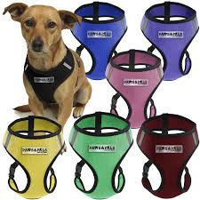 <b>Pet Control Harness</b> for Dog & Cat Soft Mesh Walk Collar Safety ...
