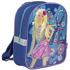 <b>Рюкзак</b> детский <b>Barbie</b> мини <b>синий</b>: купить в интернет-магазине ...