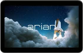 <b>Arian Space</b> 100 (черный) характеристики, техническое ...