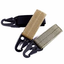 compare prices on belt key hook online shopping buy low price new carabiner high strength nylon key hook webbing buckle outdoor camping equipment hanging system belt buckle
