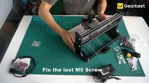 <b>Alfawise C10 Pro</b> Modular High Integration <b>CNC</b> Laser Engraving ...