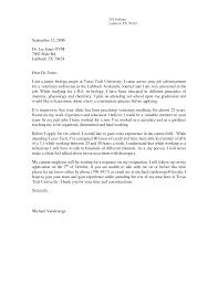 biologist cover letters template biologist cover letters