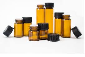 Aliexpress.com : Buy 50pcs/lot 1ml <b>2ml 3ml 5ml</b> Amber Essential oil ...