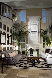 luxury living room ideas with sofa and armchairs also wooden floor and fireplace ideas and green awesome large living room