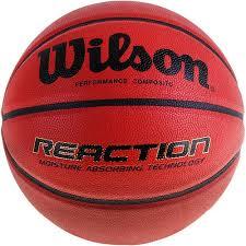 <b>Мяч баскетбольный Wilson Reaction</b> B1237X купить недорого в ...
