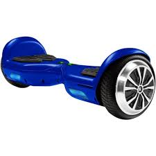 Swagtron T881 Self-Balancing Scooter Blue HE-SBW ... - Best Buy