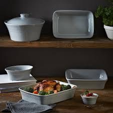 <b>Блюдо</b> для запекания <b>Classic</b> Kitchen прямоугольное серого цвета