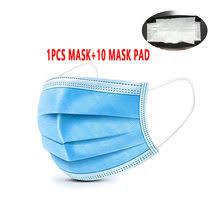 Online Shop <b>100pcs</b> By <b>DHL</b> Free Shipping Anti Mouth <b>Face</b> Dust ...