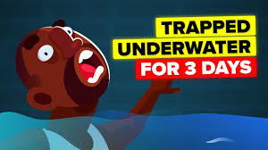 I Was Trapped Underwater For 3 Days - YouTube