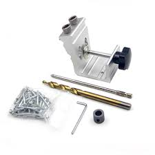 <b>Aluminium Alloy</b> Inclined Hole Drill DIY Woodworking Joinery <b>Punch</b> ...