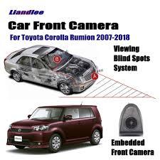<b>Liandlee Car</b> Front View <b>Camera AUTO CAM</b> For Toyota Corolla ...