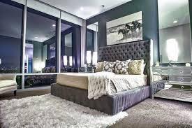 size bedroom mirrored furniture