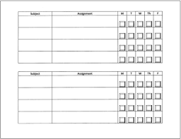 ideas about Homework Checklist on Pinterest   Student     Ipgproje com