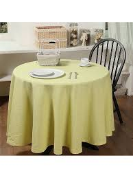 <b>Скатерть</b>, Прованс, салатовый, лен 100%, D200 Helgi Home ...