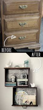 bedroom vintage ideas diy kitchen: diy furniture hacks diy drawer shelves cool ideas for creative do it yourself furniture cheap home decor ideas for bedroom bathroom living room