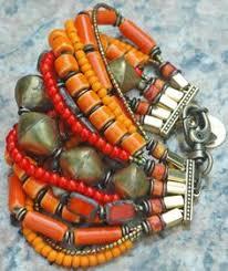 <b>Unique</b> Wrap <b>Hematite</b> Silver Beaded <b>Bracelet</b>, Stone <b>Bracelet</b> ...