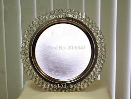 charger plates decorative: pcs ctns free shipment wedding charger