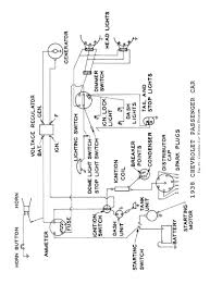 chevy wiring diagrams Electric Car Wiring Diagram Switches 1938 passenger car wiring Basic Car Wiring Diagram