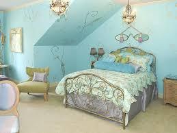 teenage girl bedroom ideas blue top