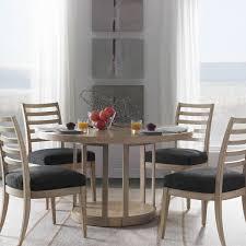 Light Oak Dining Room Furniture Max Sparrow Manhattan Round Light Oak Dining Table Styled 1 Wood